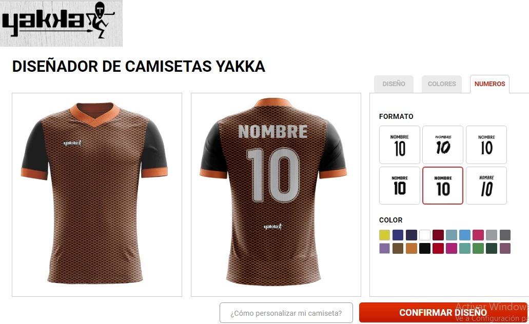 pack 14 camisetas diseñador web y short numerado yakka. Cargando zoom. f32dbac4dd3eb