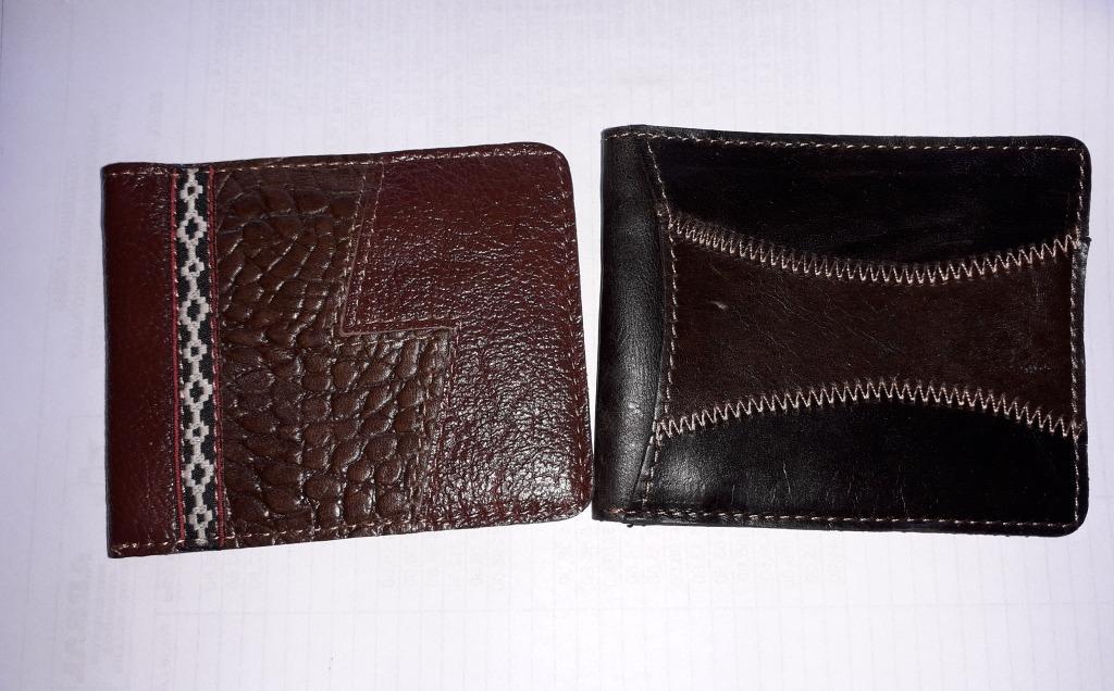41dd3f15921 pack 15 billeteras hombre 100% cuero. Cargando zoom.