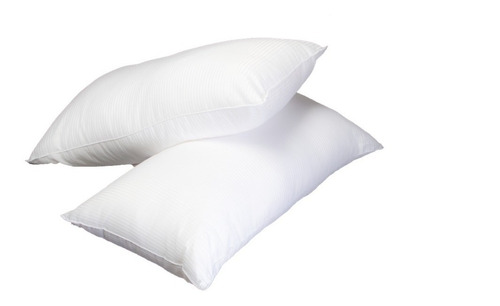 pack 2 almohadas hoteleras king size microgel lujo extremo
