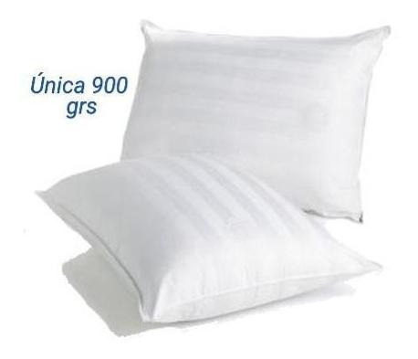 pack 2 almohadas microgel std 900 grs c/u b 2 fundas gratis