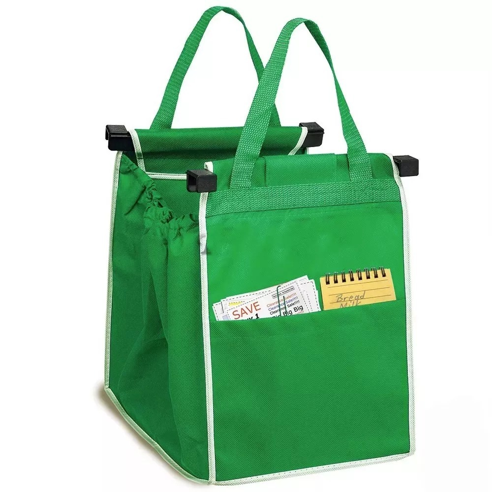 a0c80d7f0 Pack 2 Bolsas Ecologicas Supermercado / Asia Import - $ 3.990 en ...