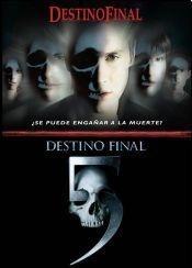 pack 2 dvd destino final 5 y destino final 1 original nueva