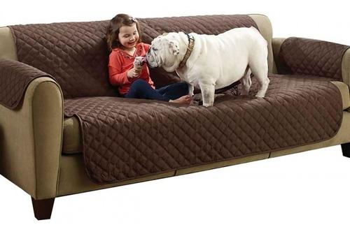pack 2 funda cobertor cubre sofa reversible sillon 1 cuerpo