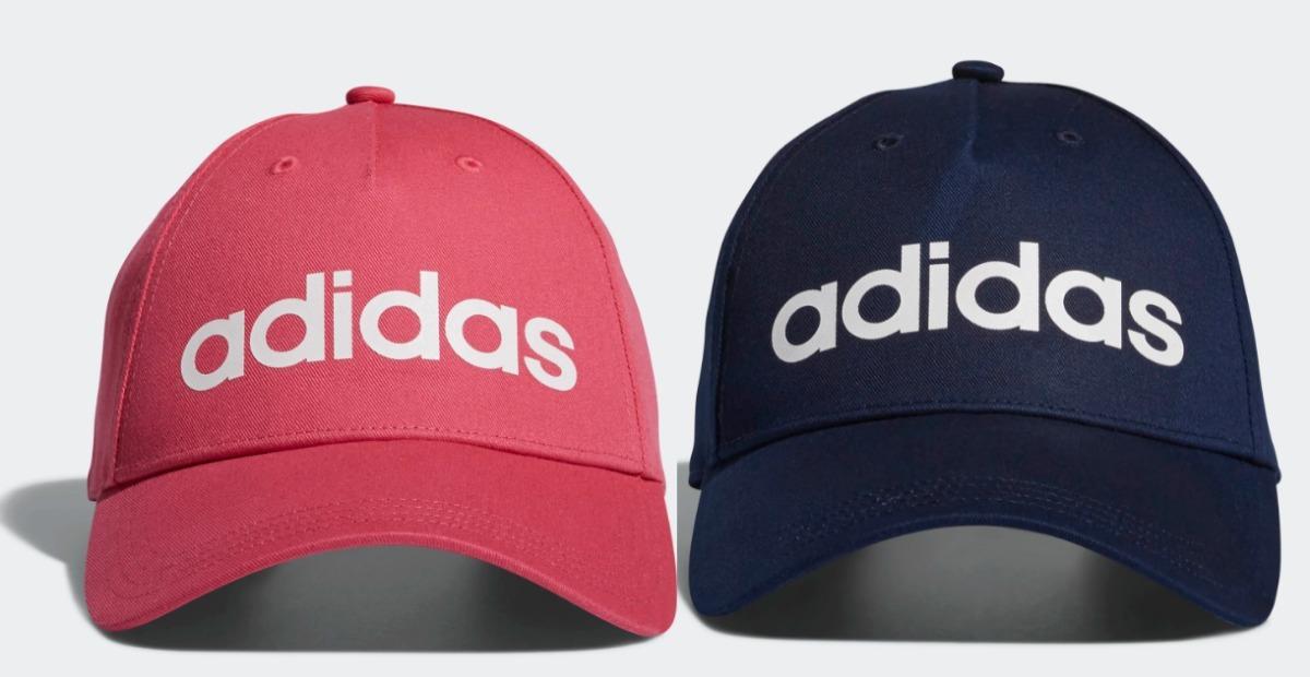3a5c70b7c32a0 Pack 2 Gorras adidas Originales Y Nuevas. -   629.00 en Mercado Libre