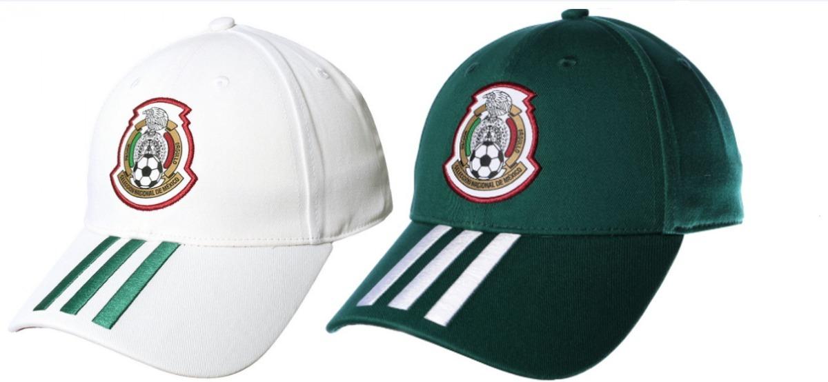 53d4028167d44 pack 2 gorras selección mexicana adidas original nuevos. Cargando zoom.