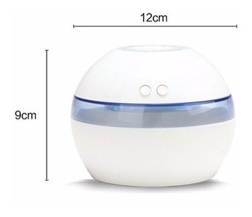 pack 2 humidificador aromatiza purifica aire aroma usb