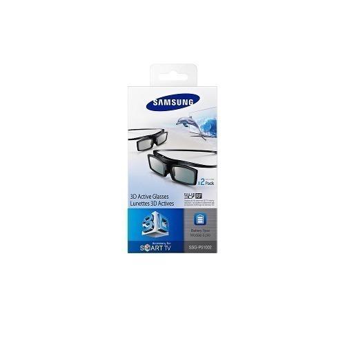 pack 2 lentes samsung  3d active glasses ssg-p51002/zd