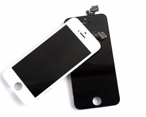 pack 2 pantalla + tactil  iphone  5c 5g 5s marca gocyexpress