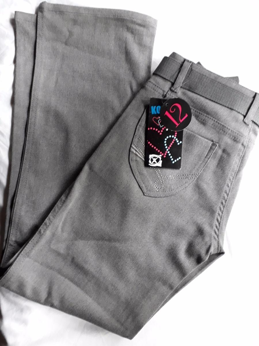 0f6843104502b Pack 2 Pantalon Escolar Spandex Kotting Despacho Gratis -   15.000 ...