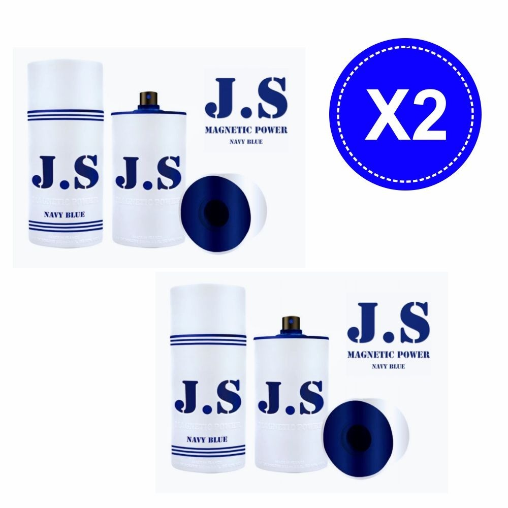 Jeanne Arthes Js Magnetic Power Navy Blue Edt 100 Ml Daftar Harga Parfum Original Co2 Extreme Man Pack 2 Perfume Nv Venta Ofertas Cargando Zoom