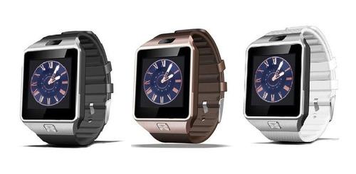 pack 2 reloj inteligente smartwatch dz09 bluetooth/ technos