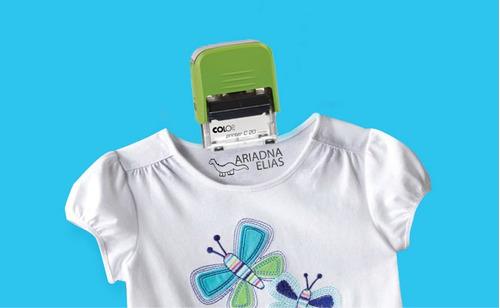 pack: 2 sello marcador de ropa + envío gratis