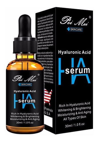 pack 2 serum ácido hialurónico y vitamina c - 30ml