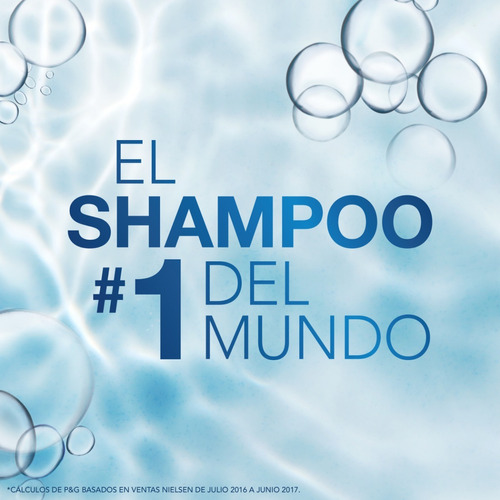 pack 2 shampoo 1000ml head & shoulders men con old spice