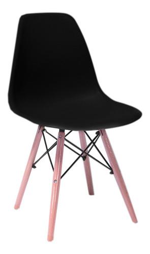 pack 2 sillas estilo eames gris decoracion de interiores