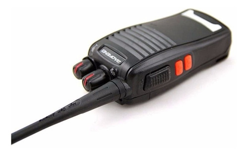 pack 2 unidades radio walkie talkie baofeng bf777s vhf uhf