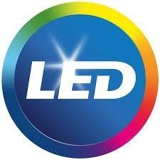 pack 20 focos led  ar111 220v candil luz dia/calida 12w=100w
