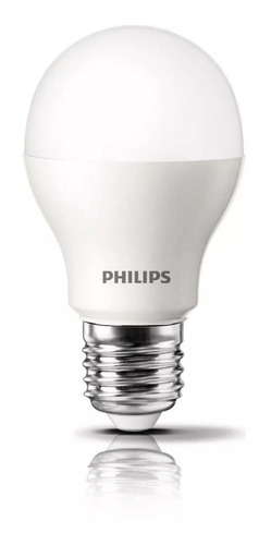 pack 20 lampara led philips 9w 10w = 60w 220v original promo