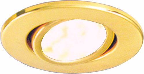 pack 20 spots acero dicroica led 7w completo luz fria o calida garantia dos años x defecto fabricacion