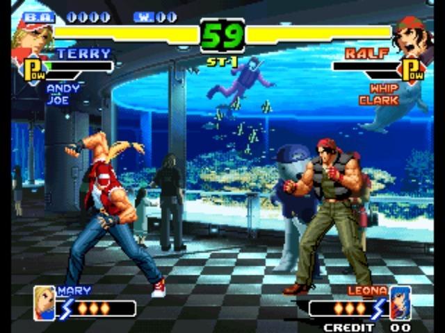 Pack 28 Juegos The King Of Fighters Para Tu Computadora