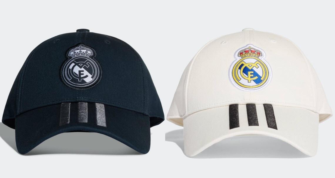 f3881340f01d3 Pack 2gorras Real Madrid adidas Nuevas Y Originales -   699.00 en ...
