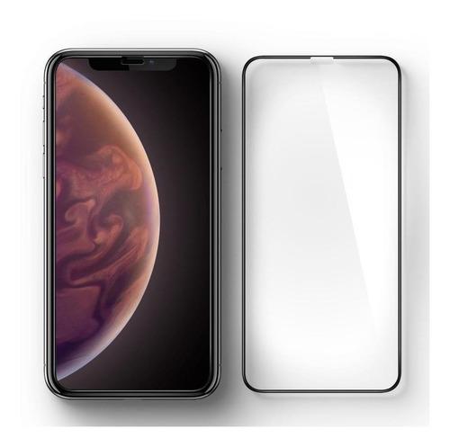 pack 2x pelicula spigen iphone x xs 11 pro 5,8 full cover