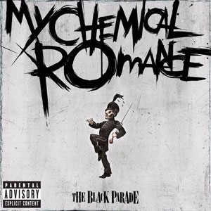 pack 2x1 mcr three cheers for sweet revenge & black parade