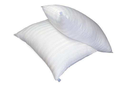pack 3 almohada std microgel + 3 fdas