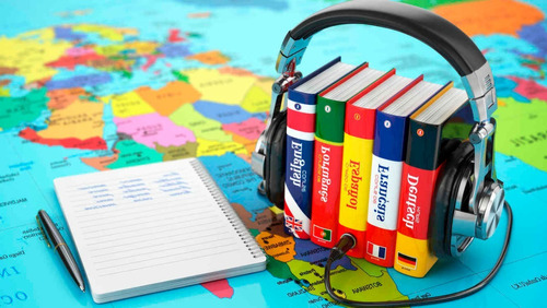 pack 3 audio cursos (3 idiomas) (audios mp3 + libros pdf)