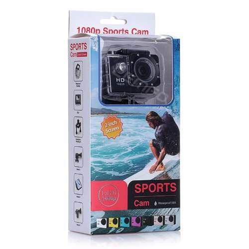 pack 3 camara hd deportes extremos 64844/ fernapet