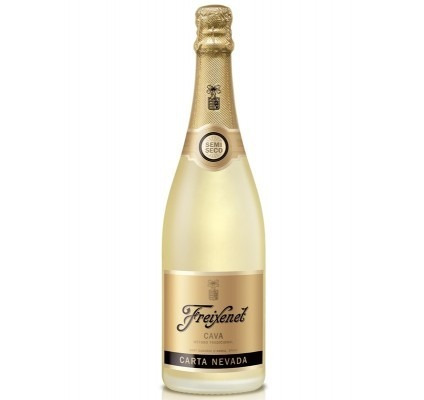 pack 3 freixenet carta nevada d. sec 750ml original