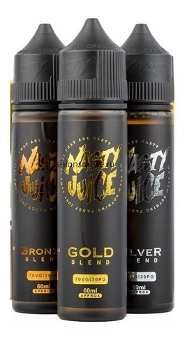 pack 3 liquidos juice tobacco 3 sabor series e-liquid 180ml