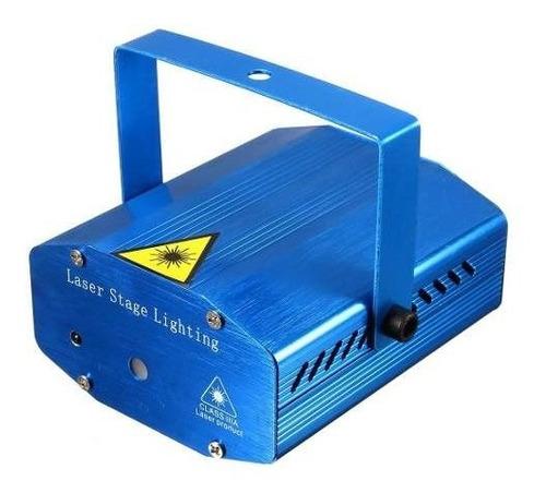 pack 3 luces de fiesta laser + estroboscopica + ampolleta uv