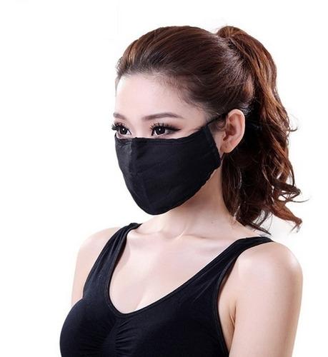 pack 3 mascarilla facial protector nariz boca / eshopviña