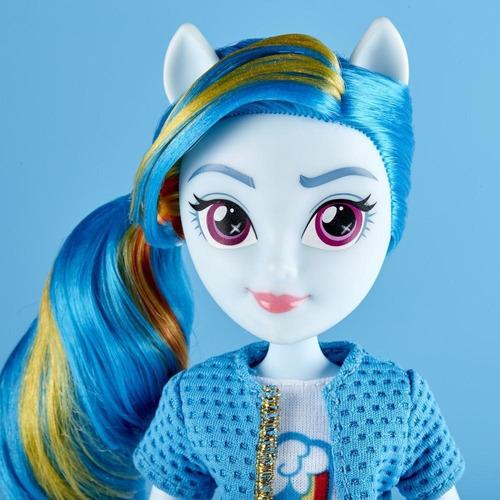 pack 3 my little pony equestria girls original hasbro muñeca