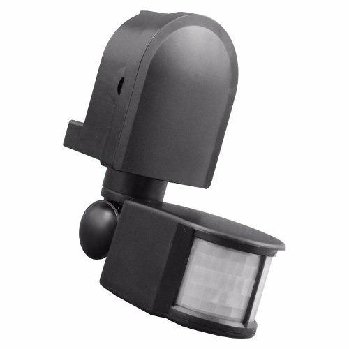 pack 3 sensor movimiento 180° doble rotación osenburg negro