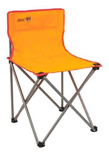 pack 3 sillas quad sin brazos fiesta go coleman 2000022144