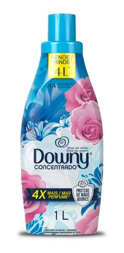 pack 3 suavizante downy brisa de verano 1 litro