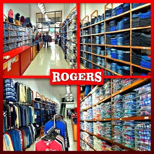 pack 3 sweaters v liso rogers x mayor t. 40 al 46 fabricamos