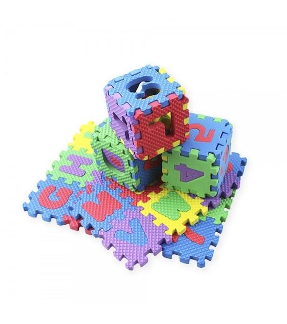 pack piezas piso bloques de goma eva para bebs y nios