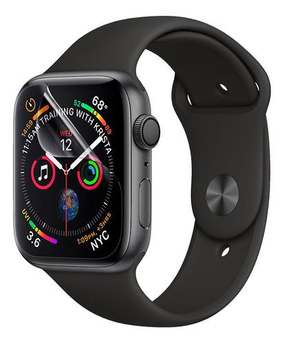 pack 3x pelicula original spigen apple watch s4 s5 40mm hd