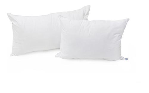 pack 4 almohada firme 2 ks y 2 std c/ fundas