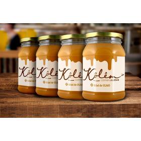 Pack 4 Kg Miel Abejas Premium Ulmo 100% Natural Cruda Chiloé