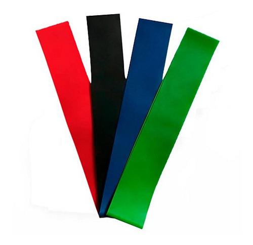 pack 4 mini bandas de latex