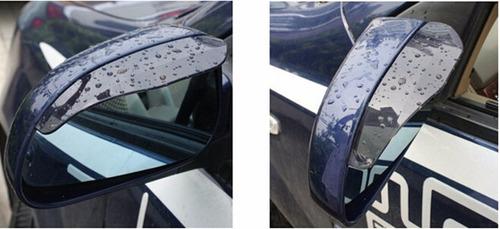 pack 4 pares bota agua para espejo retrovisor universal