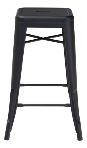 pack 4 piso silla alto metal tolix negro 83171 fernapet