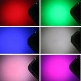 pack 4 unidades par led proton 54x3 w tacho rgbw luz dj dmx