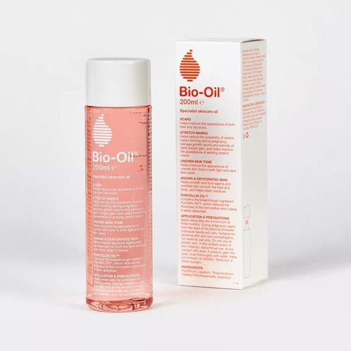 pack 4x125ml bio oil tratamiento cicatrices estrías manchas