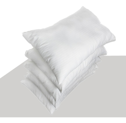 pack 5 almohadas antiacaros supersuave y maletin % sale %