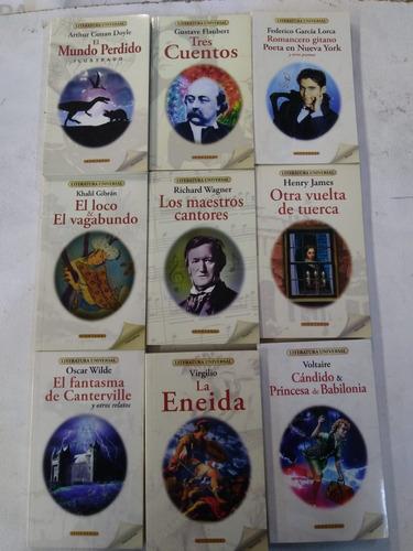 pack 5 libros clasicos a eleccion